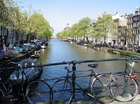 holland 1.jpg - Holland - The Tulip Tour - Bike and Barge Holiday - Leisure Cycling