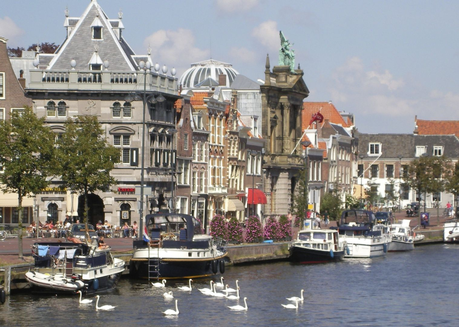 HFtuliptour2.jpg - Holland - The Tulip Tour - Bike and Barge Holiday - Leisure Cycling