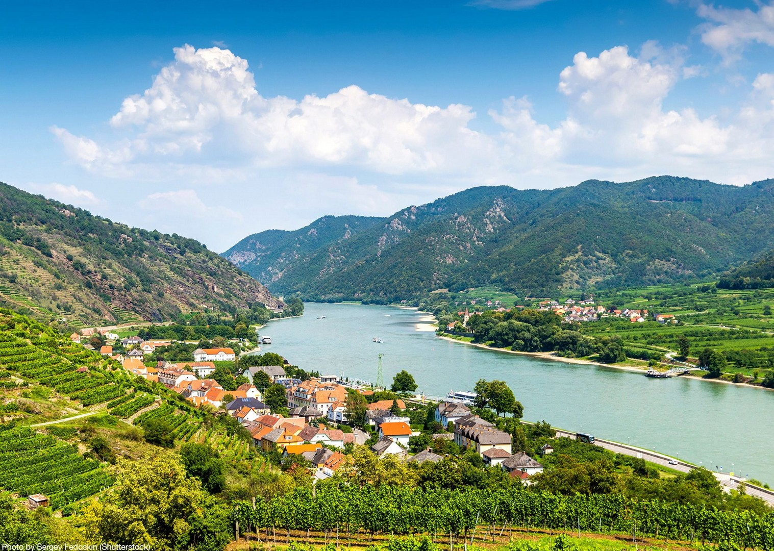 incredible-scenery-danube-river-cycle-tour-supported.jpg - Germany and Austria - The Danube Cycle Path - Supported Leisure Cycling Holiday - Leisure Cycling