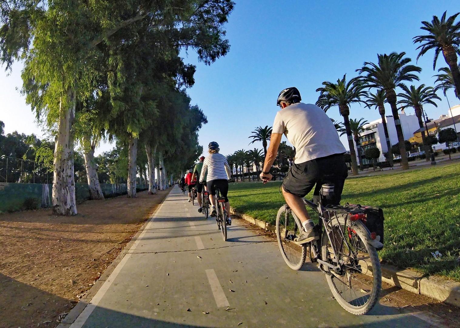 cycling-holiday-in-spain-granada-seville.jpg - Spain - Granada to Seville - Guided Leisure Cycling Holiday - Leisure Cycling