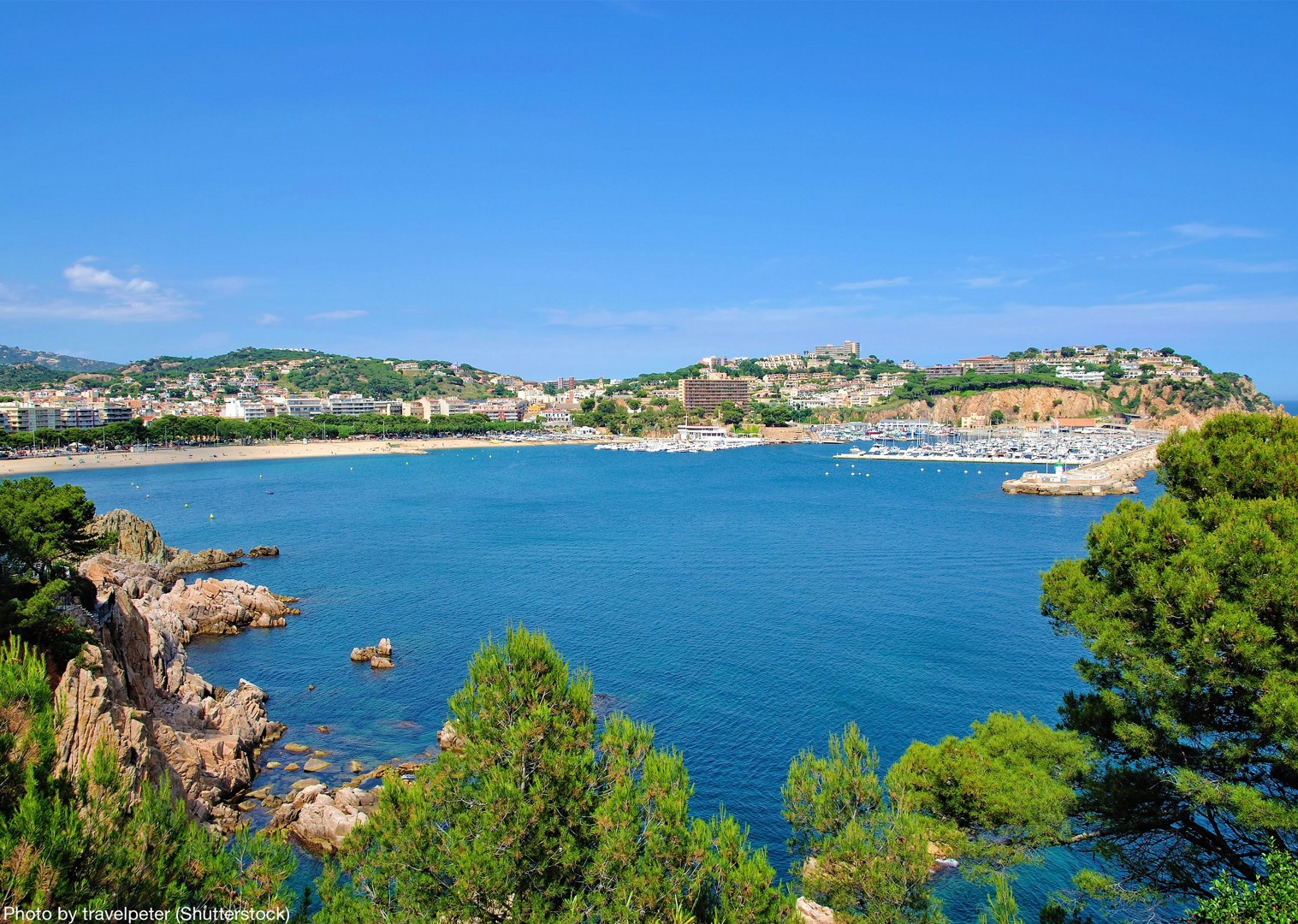 experience-the-clear-blue-waters-of-the-mediterranean.jpg - Spain - Greenways of Catalonia - Self-Guided Leisure Cycling Holiday - Leisure Cycling