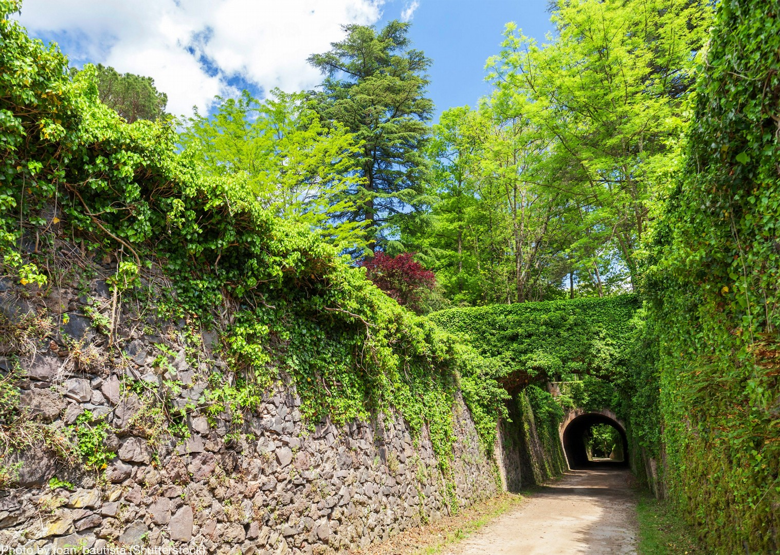 cobbled-streets-and-stunning-greenery-to-experience-at-your-leisure.jpg - Spain - Greenways of Catalonia - Self-Guided Leisure Cycling Holiday - Leisure Cycling