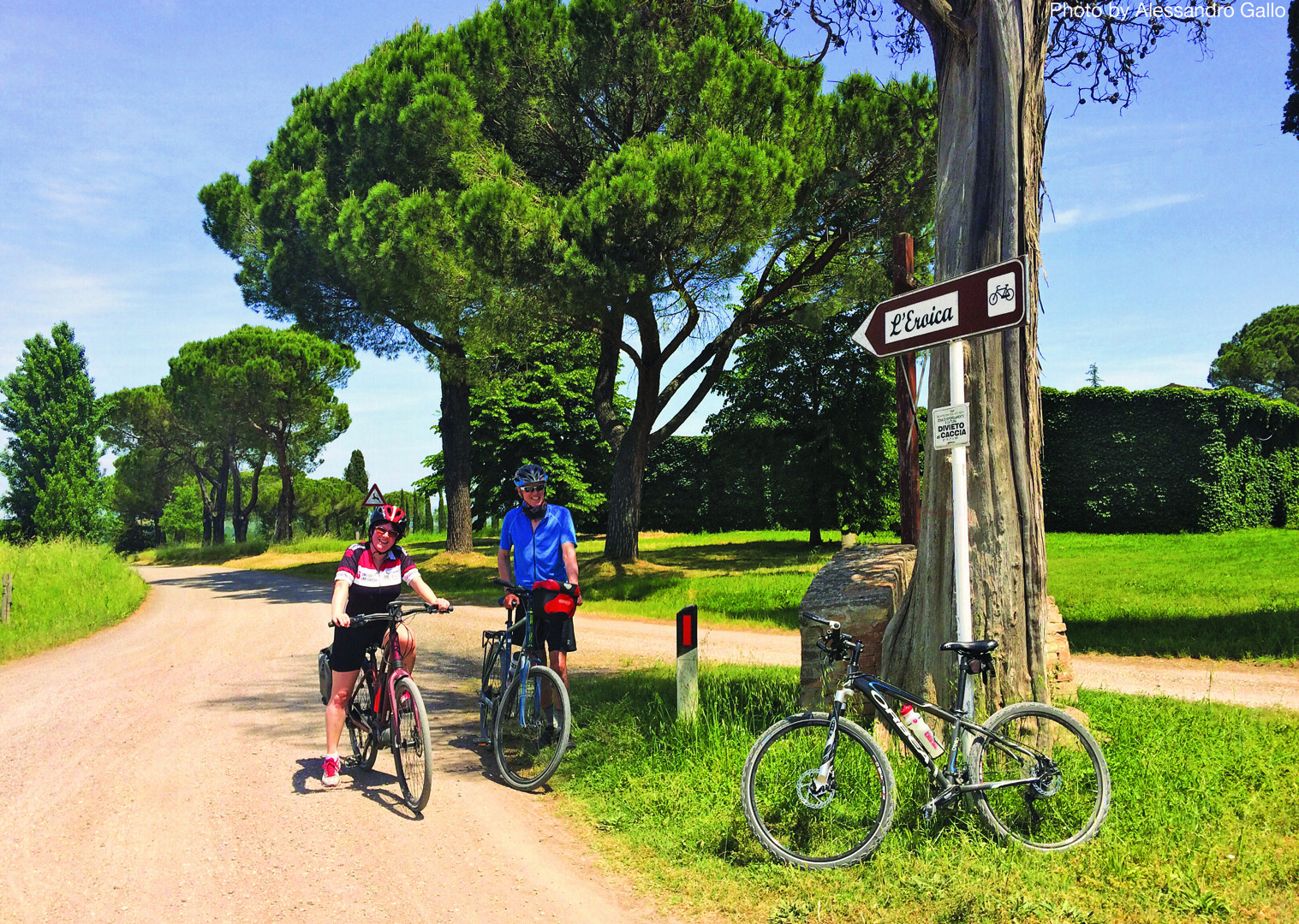 Italy-Via-Francigena-Tuscany-to-Rome-Guided-Leisure-Cycling-Holiday - Italy - Via Francigena (Tuscany to Rome) - Guided Leisure Cycling Holiday - Leisure Cycling