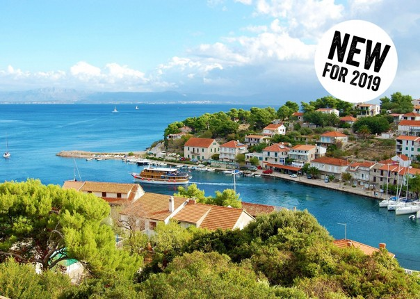 Croatia - Dalmatian National Parks and Islands Plus - Bike and Boat Holiday Image