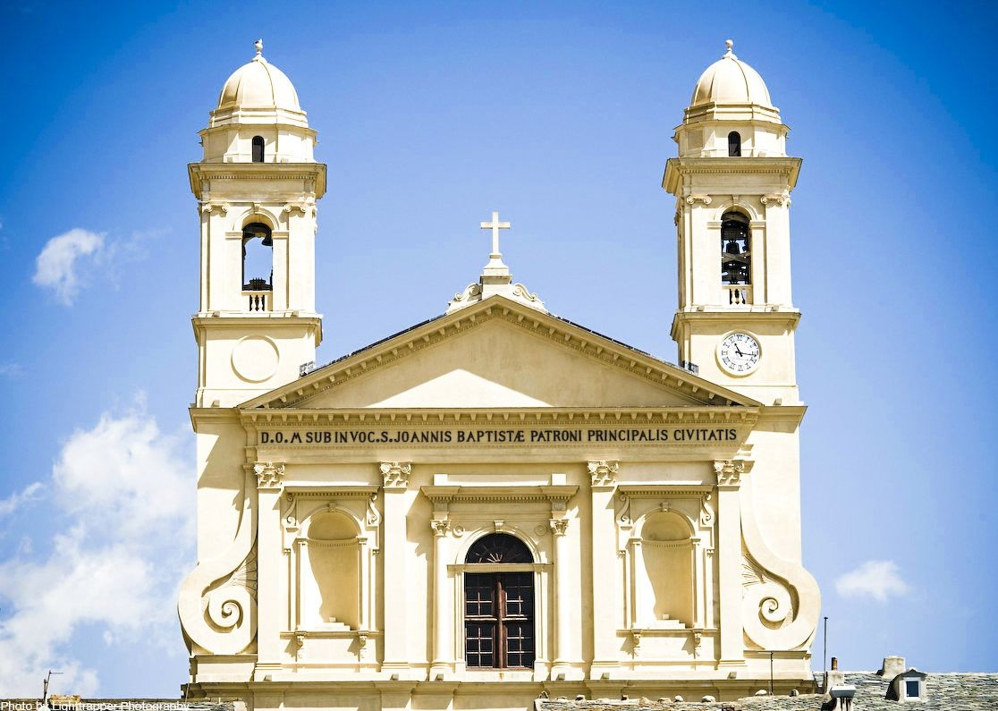 st-jean-baptiste-catholic-church-bastia-visit-on-bike-cycling-tour.jpg - France - Corsica - Self-Guided Leisure Cycling Holiday - Leisure Cycling