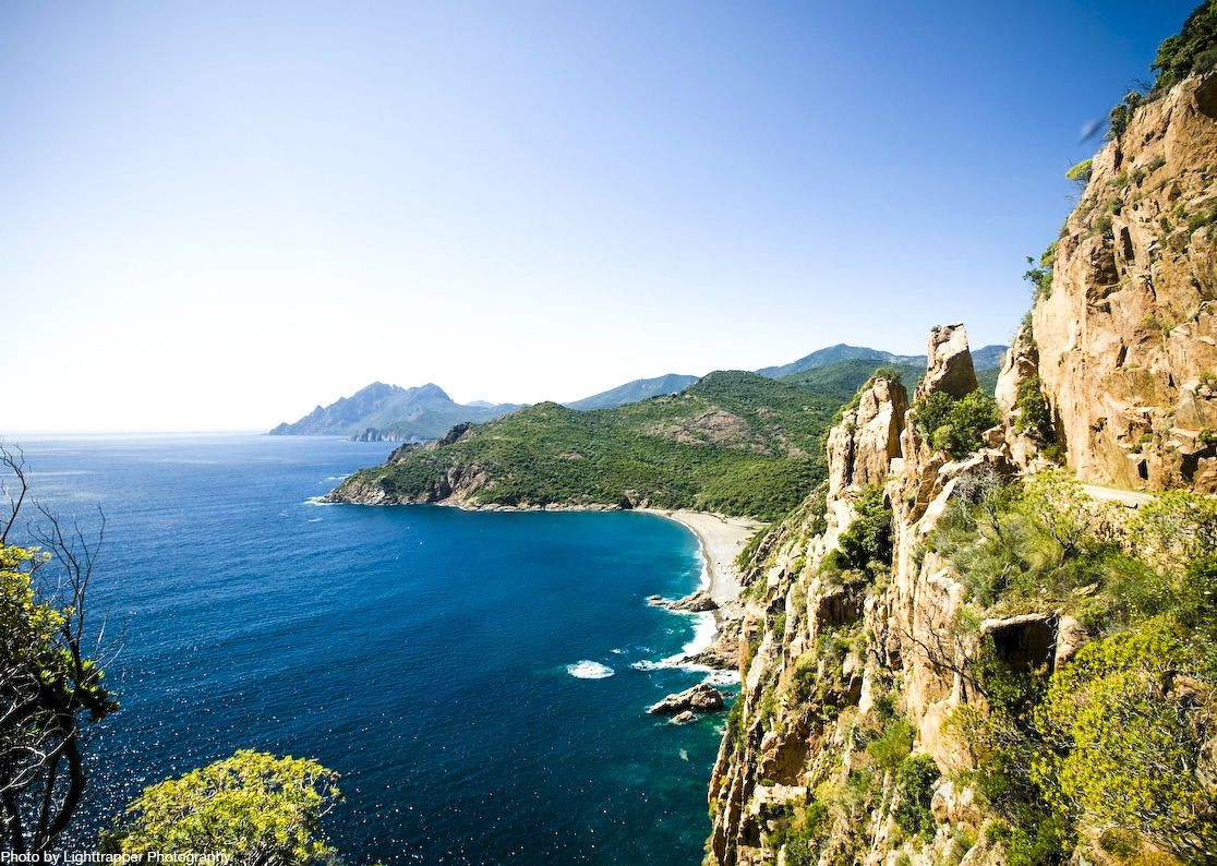 gulf-de-porto-corsica-france-cycling-holiday-with-skedaddle-leisure.jpg - France - Corsica - Self-Guided Leisure Cycling Holiday - Leisure Cycling