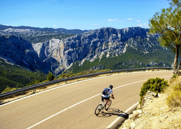 Italy - Sardinia - Coast to Coast - Self-Guided Leisure Cycling Holiday Image