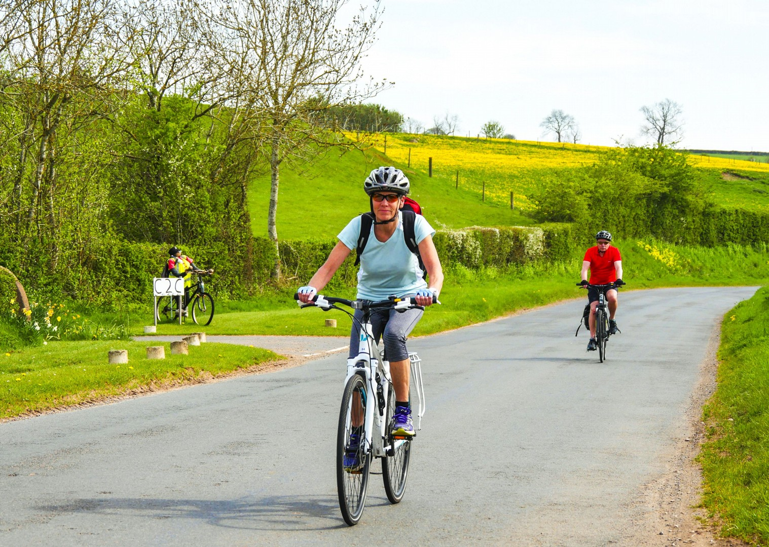 bike-friendly-accommodation-uk-coast-to-coast-route.jpg - UK - C2C - Coast to Coast 3 Days Cycling - Self-Guided Leisure Cycling Holiday - Leisure Cycling