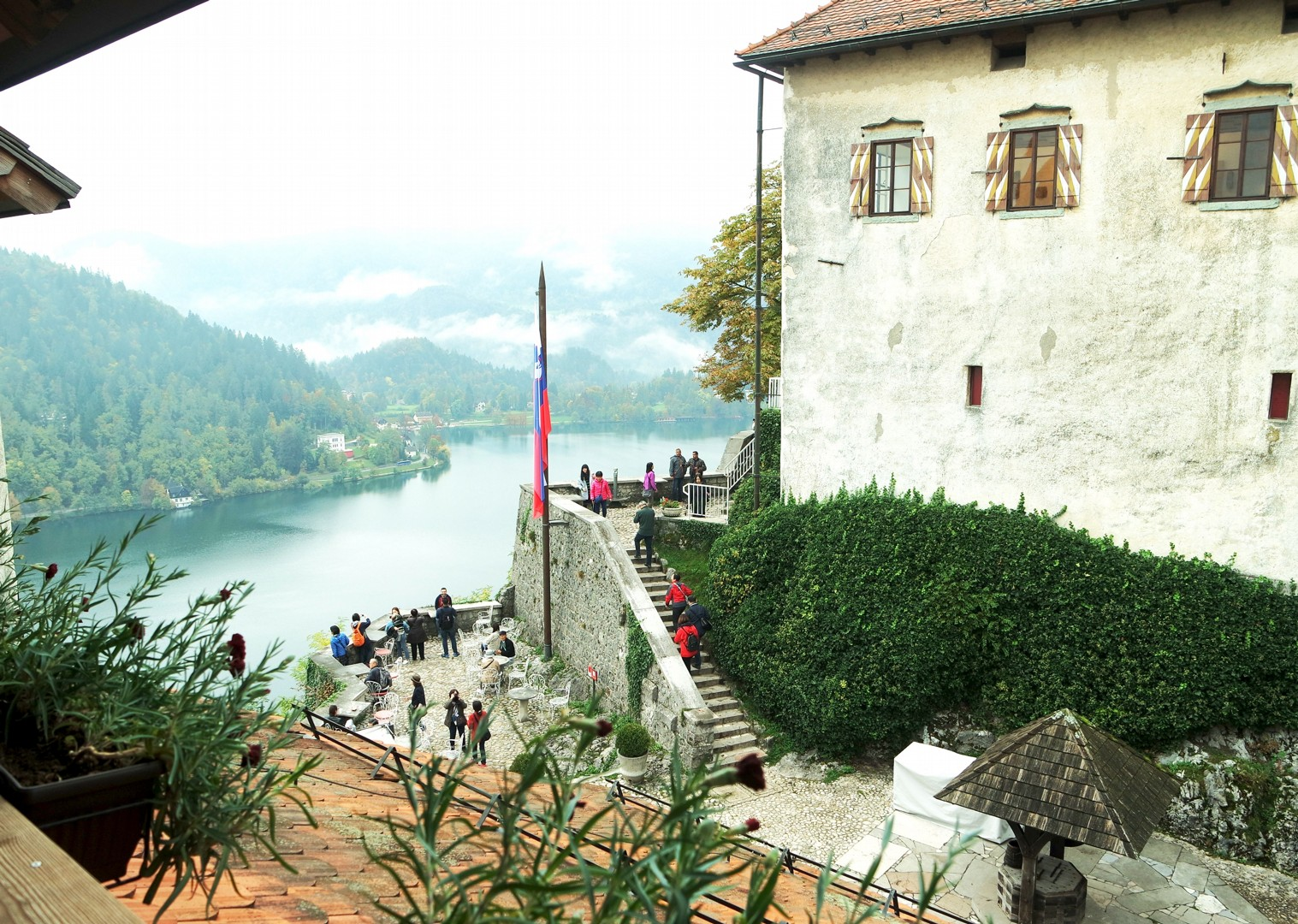 bled-castle-leisure-cycling-holiday-slovenia-highlights-of-lake-bled.JPG - Slovenia - Highlights of Lake Bled - Self-Guided Leisure Cycling Holiday - Leisure Cycling