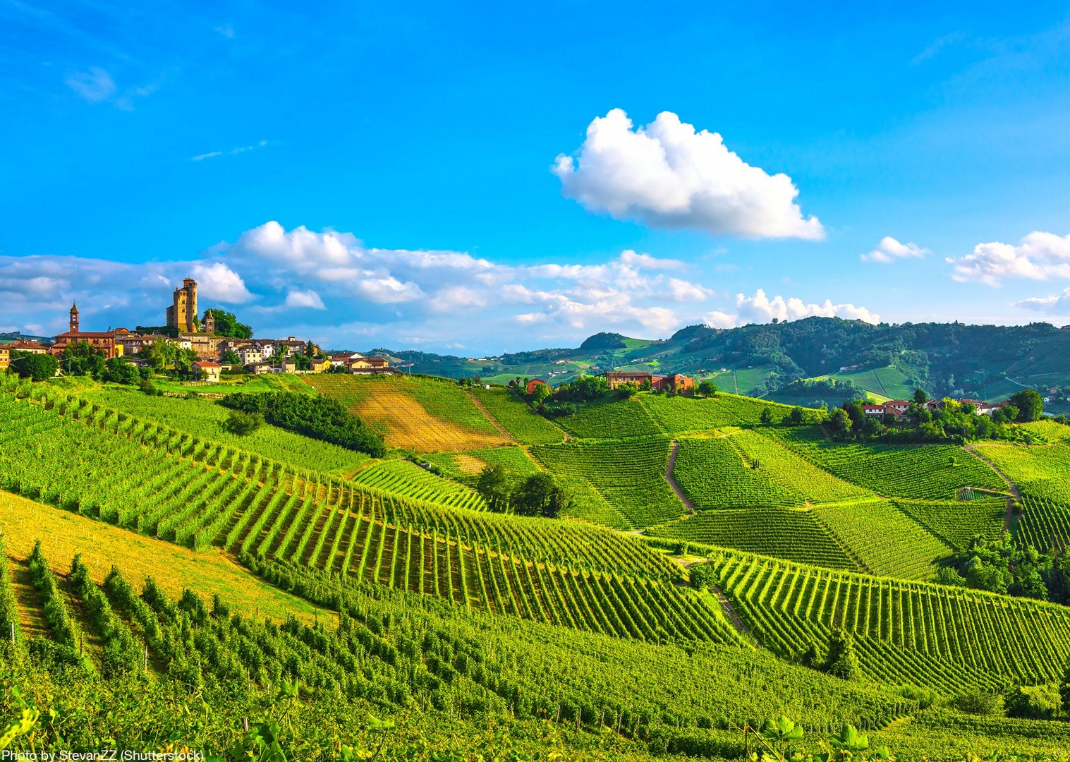 italy-piemonte-cycling-tour-self-guided-vineyards-langhe-roero.jpg - Italy - Piemonte - Vineyards and Views - Self-Guided Leisure Cycling Holiday - Leisure Cycling