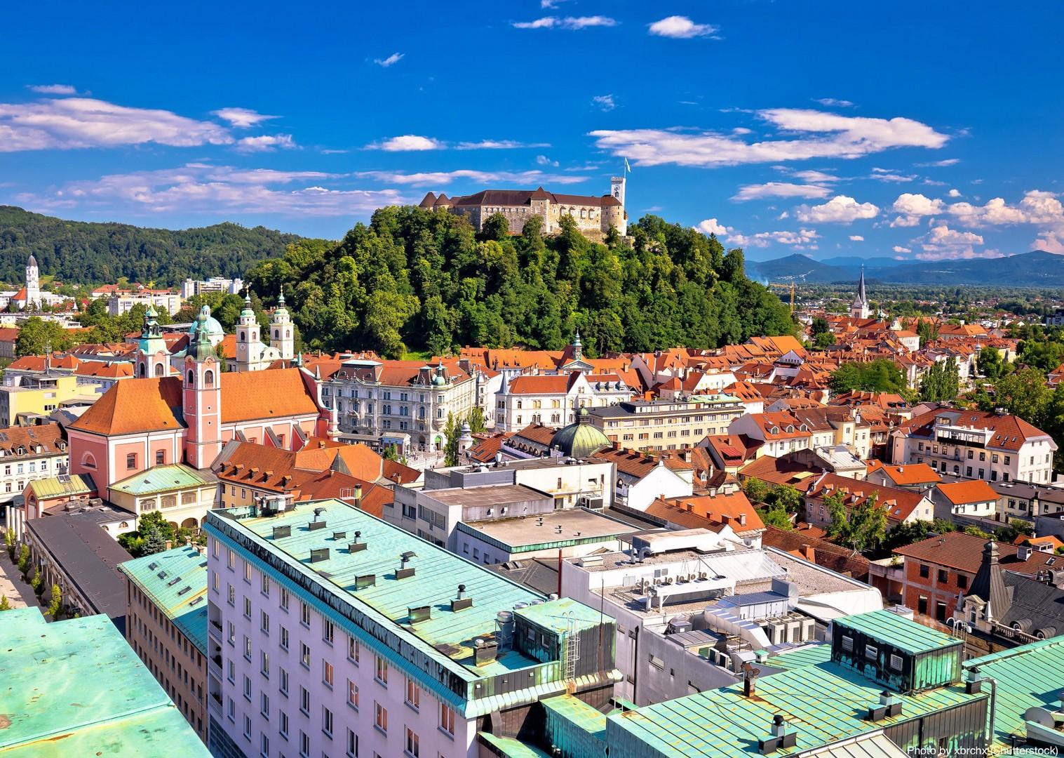 ljubljana-self-guided-leisure-cycling-holiday-slovenia-capital-to-coast.jpg - Slovenia - Capital to Coast - Self-Guided Leisure Cycling Holiday - Leisure Cycling