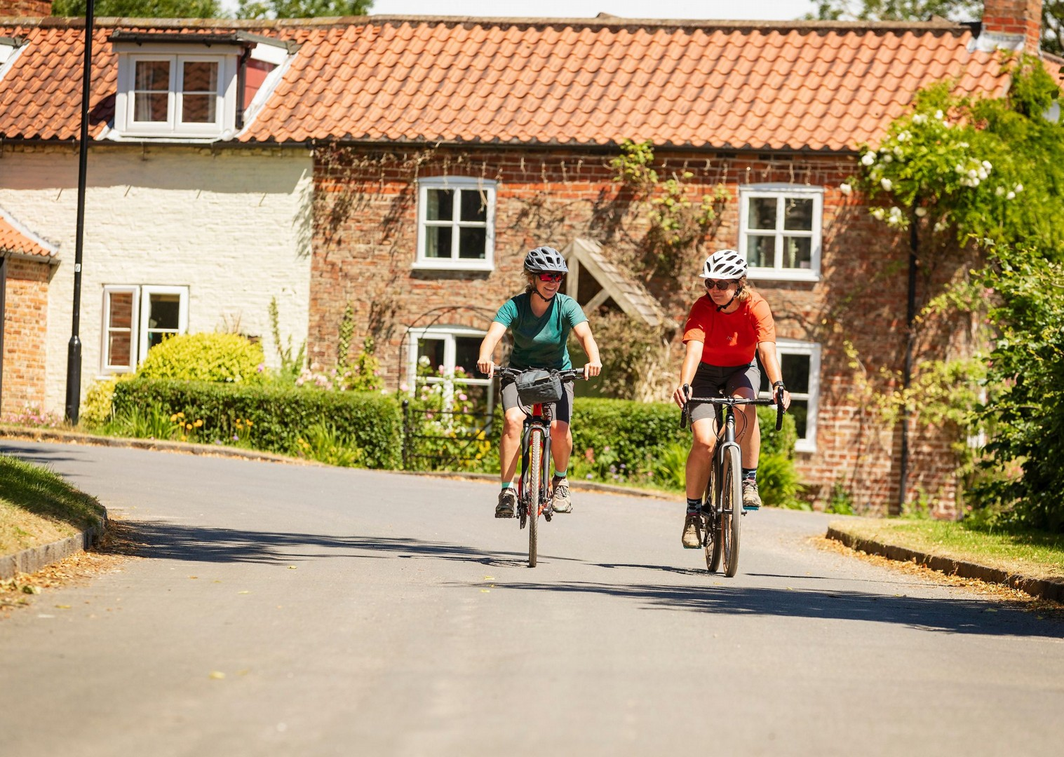 local-villages-of-yorkshire-moors-leisure-cycling.jpg - UK - Yorkshire Wolds - 5 Days Cycling - Self-Guided Leisure Cycling Holiday - Leisure Cycling
