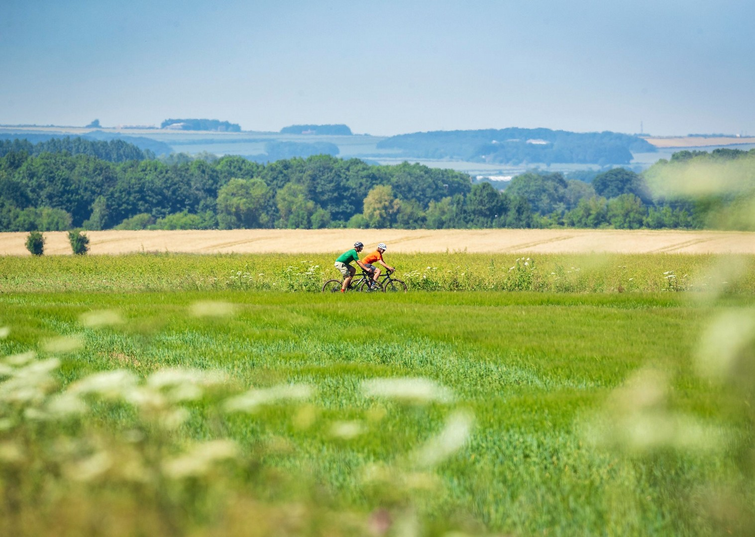 wolds-5-day-leisure-cycling-uk-skedaddle.jpg - UK - Yorkshire Wolds - 5 Days Cycling - Self-Guided Leisure Cycling Holiday - Leisure Cycling