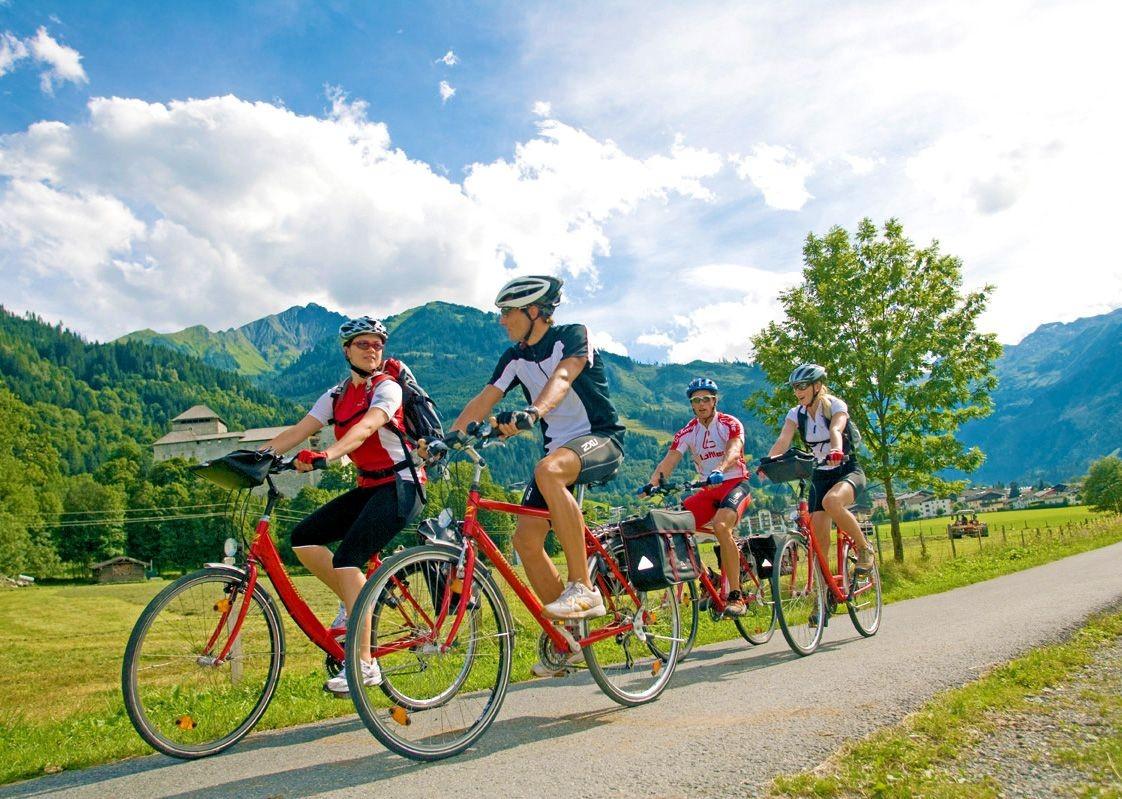 tauern-valleys-seisenbergklamm-austria-leisure-biking.jpg - Austria - Tauern Valleys - Self-Guided Leisure Cycling Holiday - Leisure Cycling