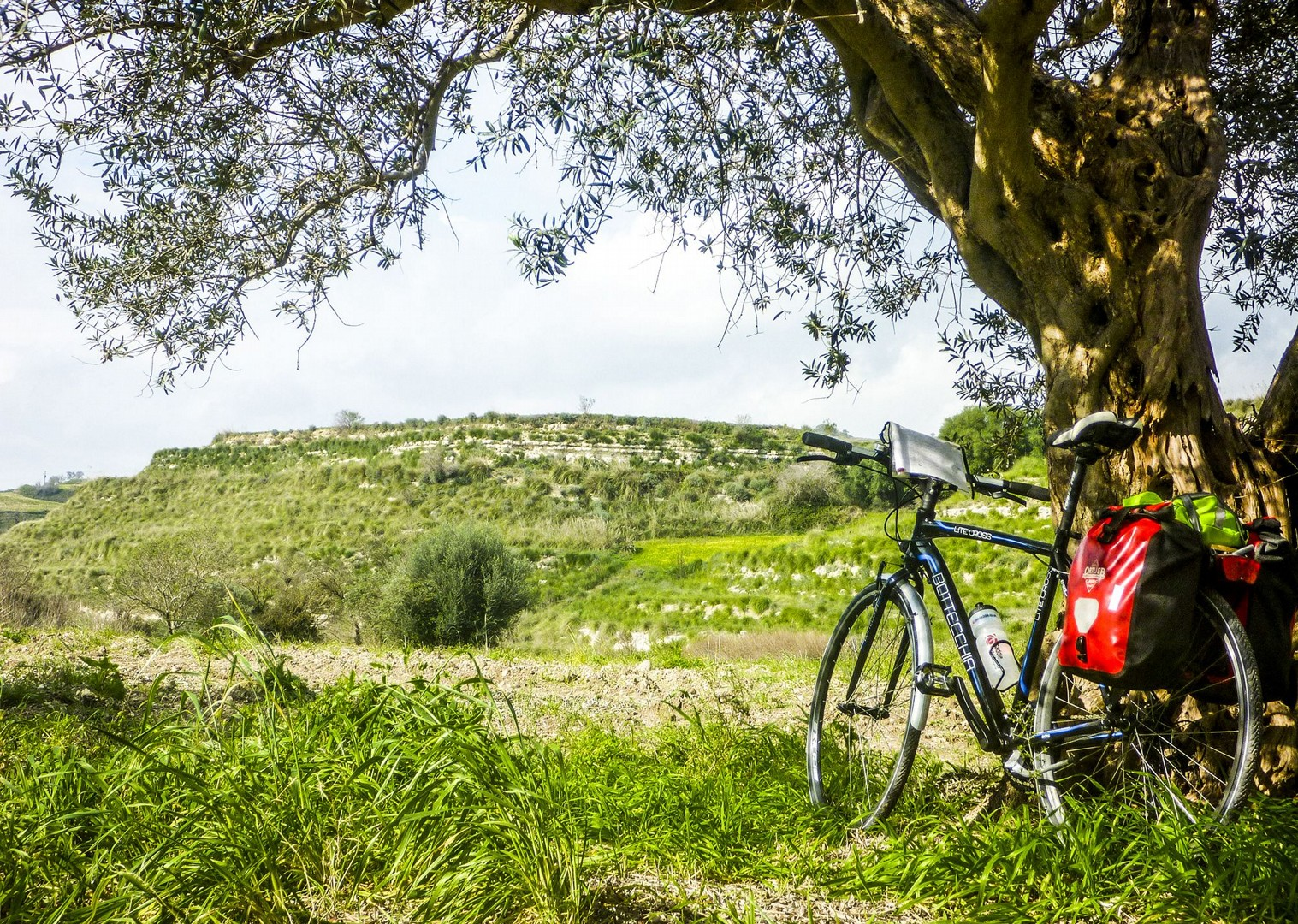 cycling-sicily-italy-skedaddle-leisure-self-guided.jpg - Italy - Sicily - Self-Guided Leisure Cycling Holiday - Leisure Cycling