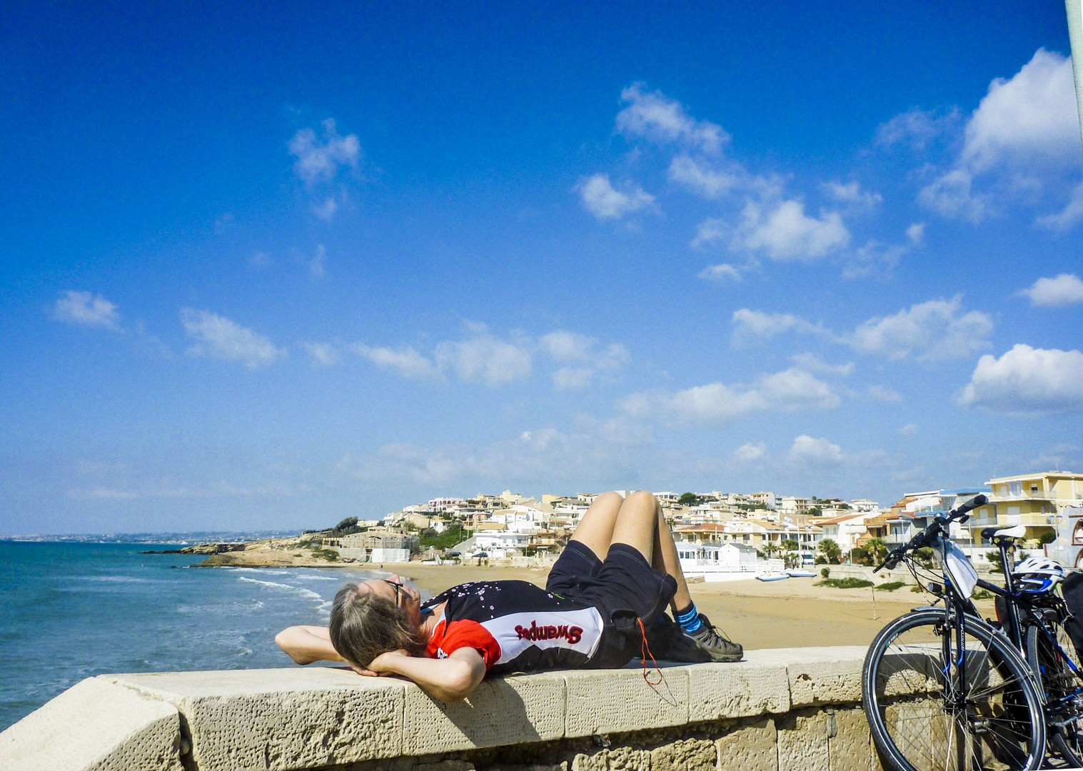 relaxing-leisure-cycling-italy-sicily-coast-saddle-skedaddle.jpg - Italy - Sicily - Self-Guided Leisure Cycling Holiday - Leisure Cycling