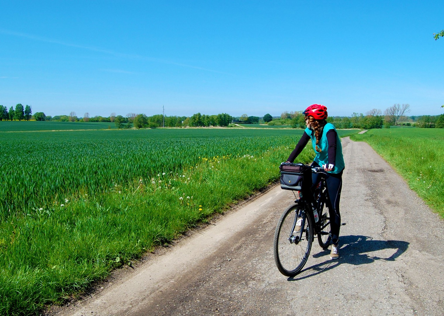 leisure-holiday-countryside-denmark-experience-nature-cycle-saddle-skedaddle.jpg - Denmark - Coast, Castles and Copenhagen - Self-Guided Leisure Cycling Holiday - Leisure Cycling