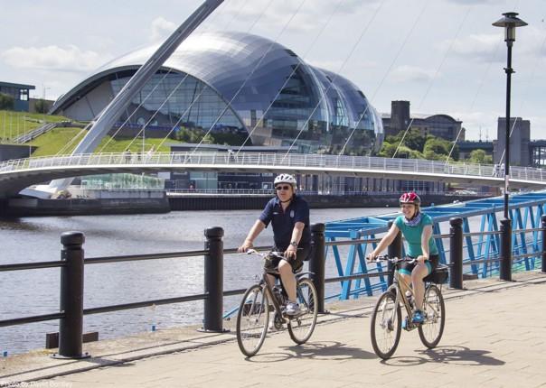 hadrians-cycleway-self-guided-family-trip-newcastle-quayside-millenium-bridge.jpg