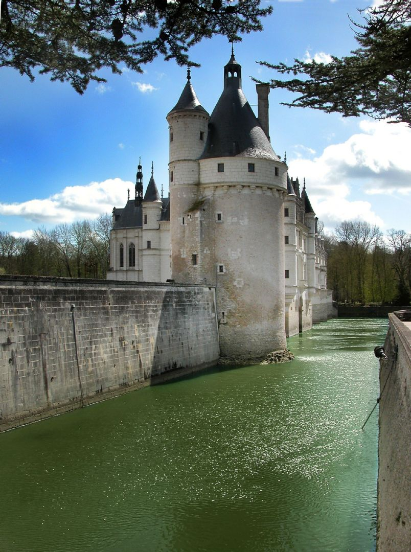 Skedaddle Cycling Holiday France Loire 17 Le Chateau Des Dames.jpg - France - Loire - Valley of Castles - Self-Guided Family Cycling Holiday - Family Cycling