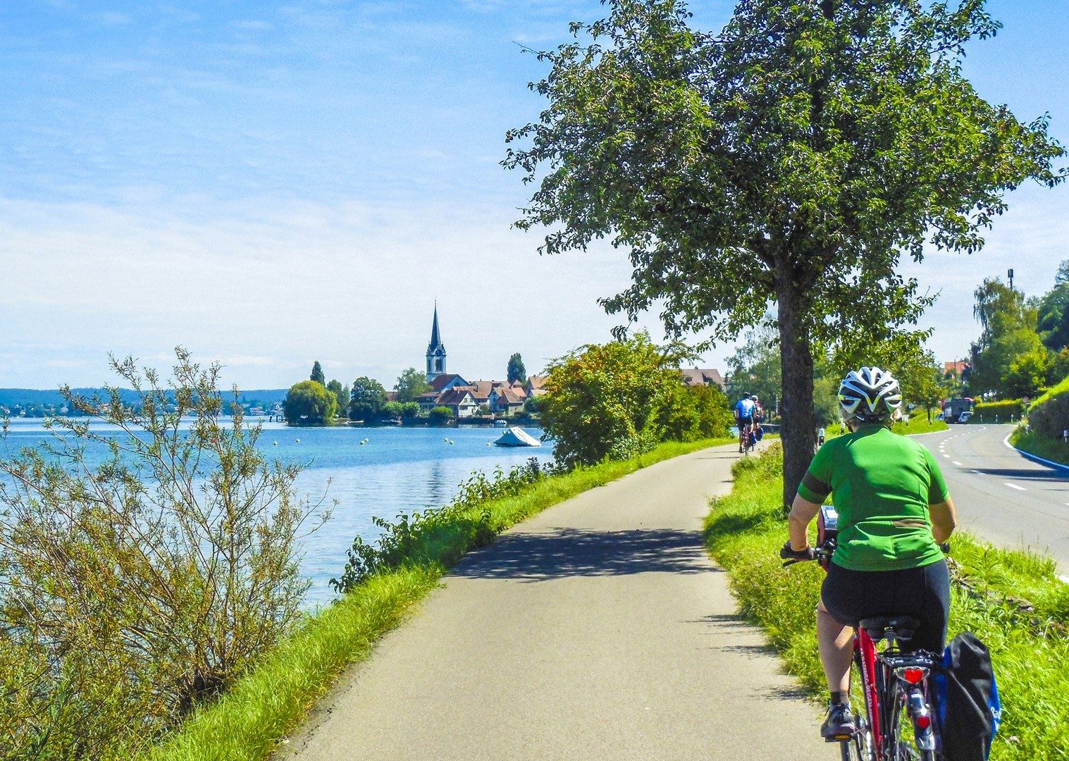 _Customer.53611.35731.jpg - Germany, Austria and Switzerland - Lake Constance - Self-Guided Family Cycling Holiday - Family Cycling