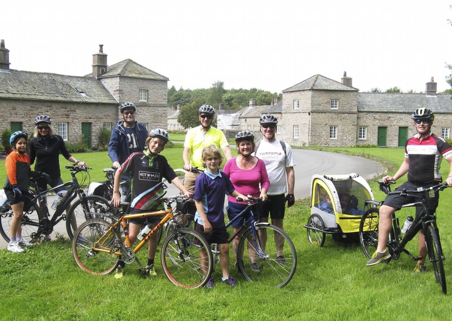 guided-group-family-bike-skills-uk.jpg - UK - Lake District - Bike Skills - Family Cycling