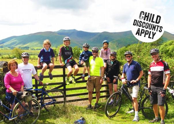 UK - Lake District - Guided Family Bike Skills Image