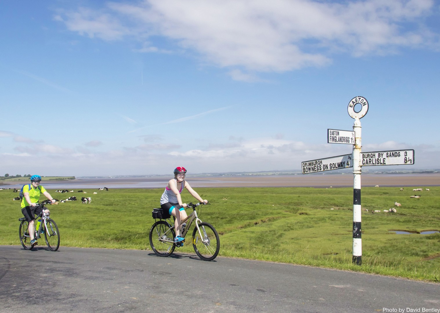 tynemouth-hadrians-cycleway-family-supported.jpg - UK - Hadrian's Cycleway 4 Day - Supported Family Cycling Holiday - Family Cycling