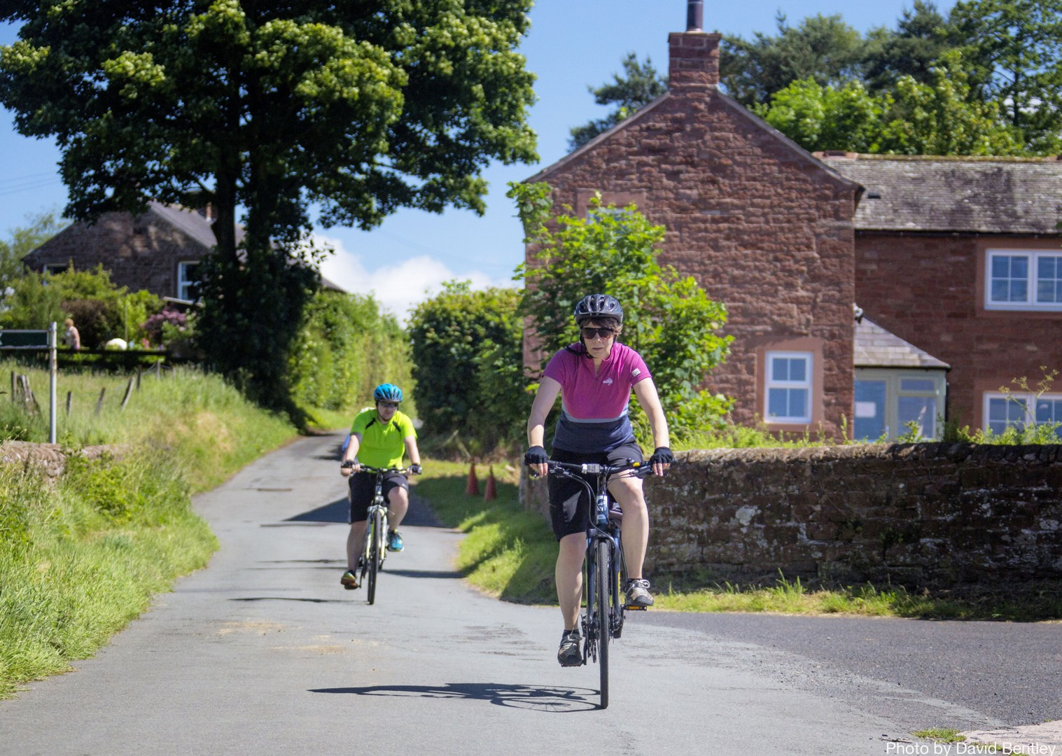 pathways-hadrians-cycleway-family-supported-cycling.jpg - UK - Hadrian's Cycleway 4 Day - Supported Family Cycling Holiday - Family Cycling