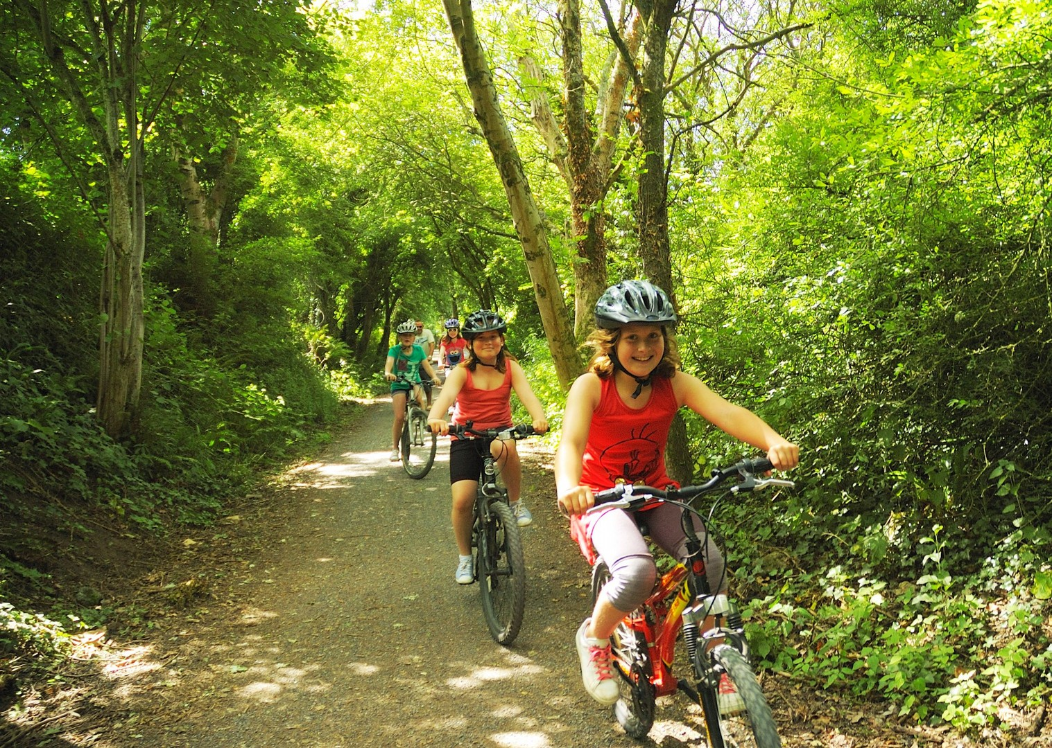 family-supported-uk-long-weekend.jpg - UK - Hadrian's Cycleway 4 Day - Supported Family Cycling Holiday - Family Cycling