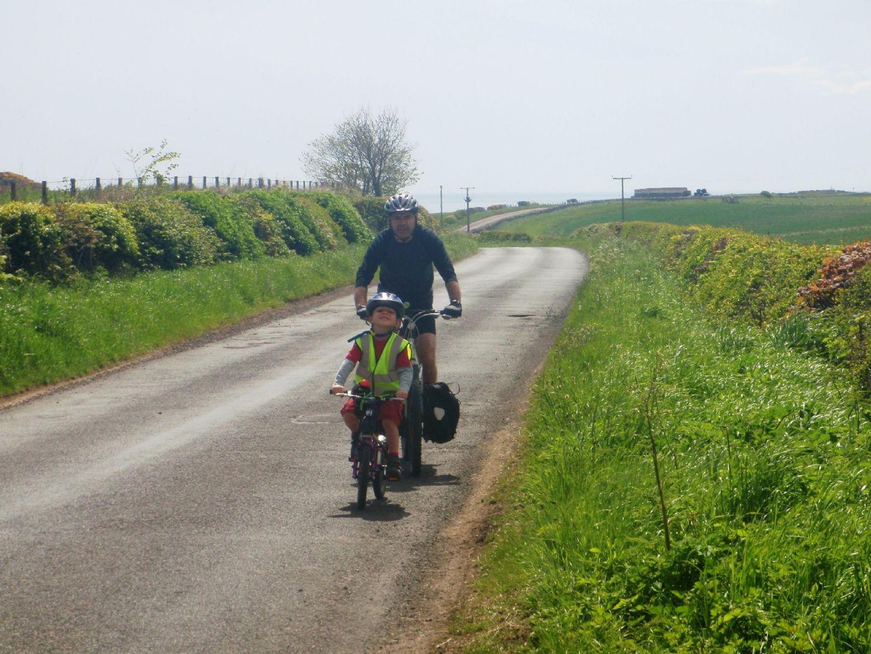 P5261443.JPG - UK - Northumberland Coast - 4 Days Cycling - Self-Guided Family Cycling Holiday - Family Cycling