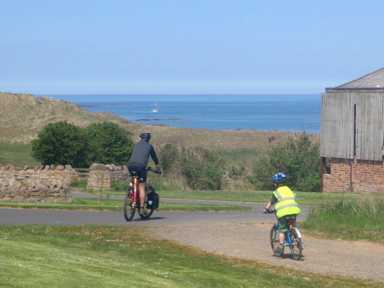 P5261452.JPG - UK - Northumberland Coast - 4 Days Cycling - Self-Guided Family Cycling Holiday - Family Cycling
