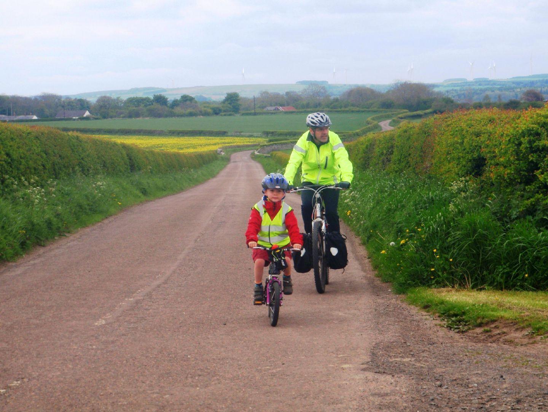 P5271494.JPG - UK - Northumberland Coast - 4 Days Cycling - Self-Guided Family Cycling Holiday - Family Cycling
