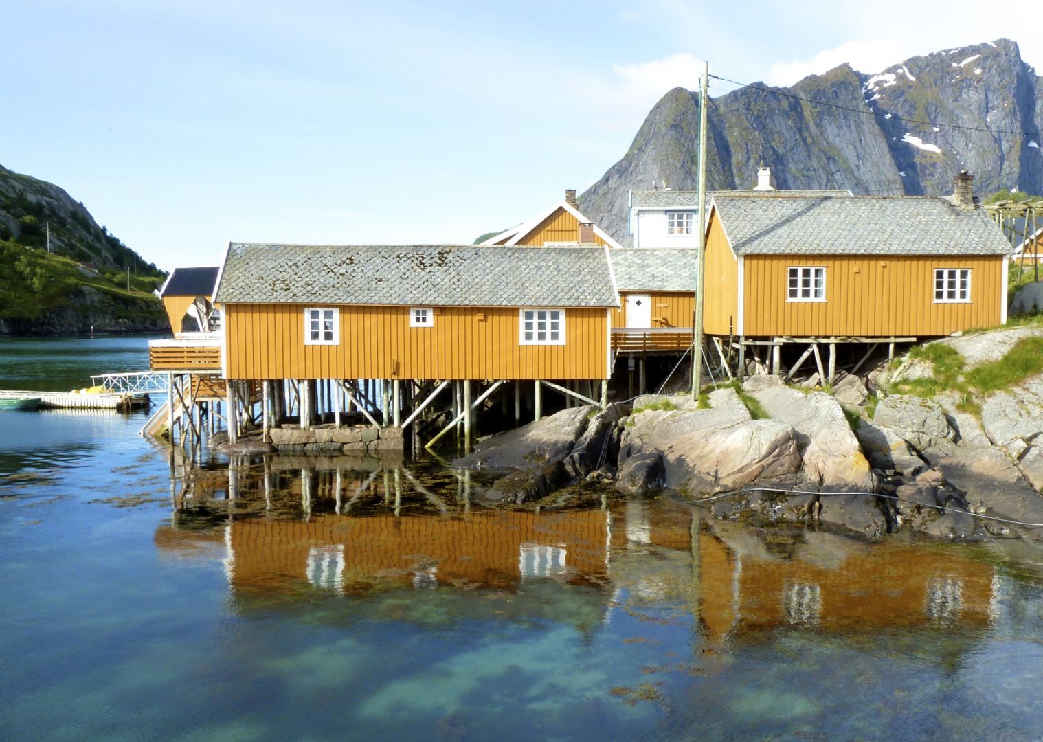 norwayfamilycycling.jpg - Norway - Lofoten Islands - Biking with Vikings - Self-Guided Family Cycling Holiday - Family Cycling