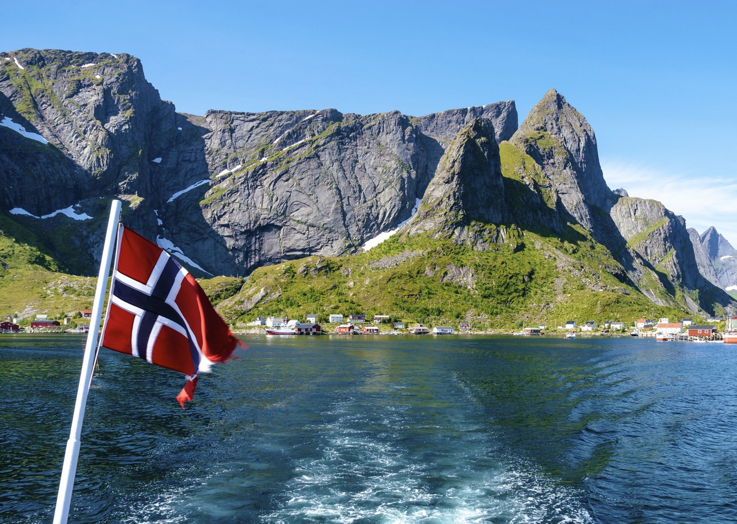 lofoten-islands-norway-2.jpg - Norway - Lofoten Islands - Biking with Vikings - Self-Guided Family Cycling Holiday - Family Cycling