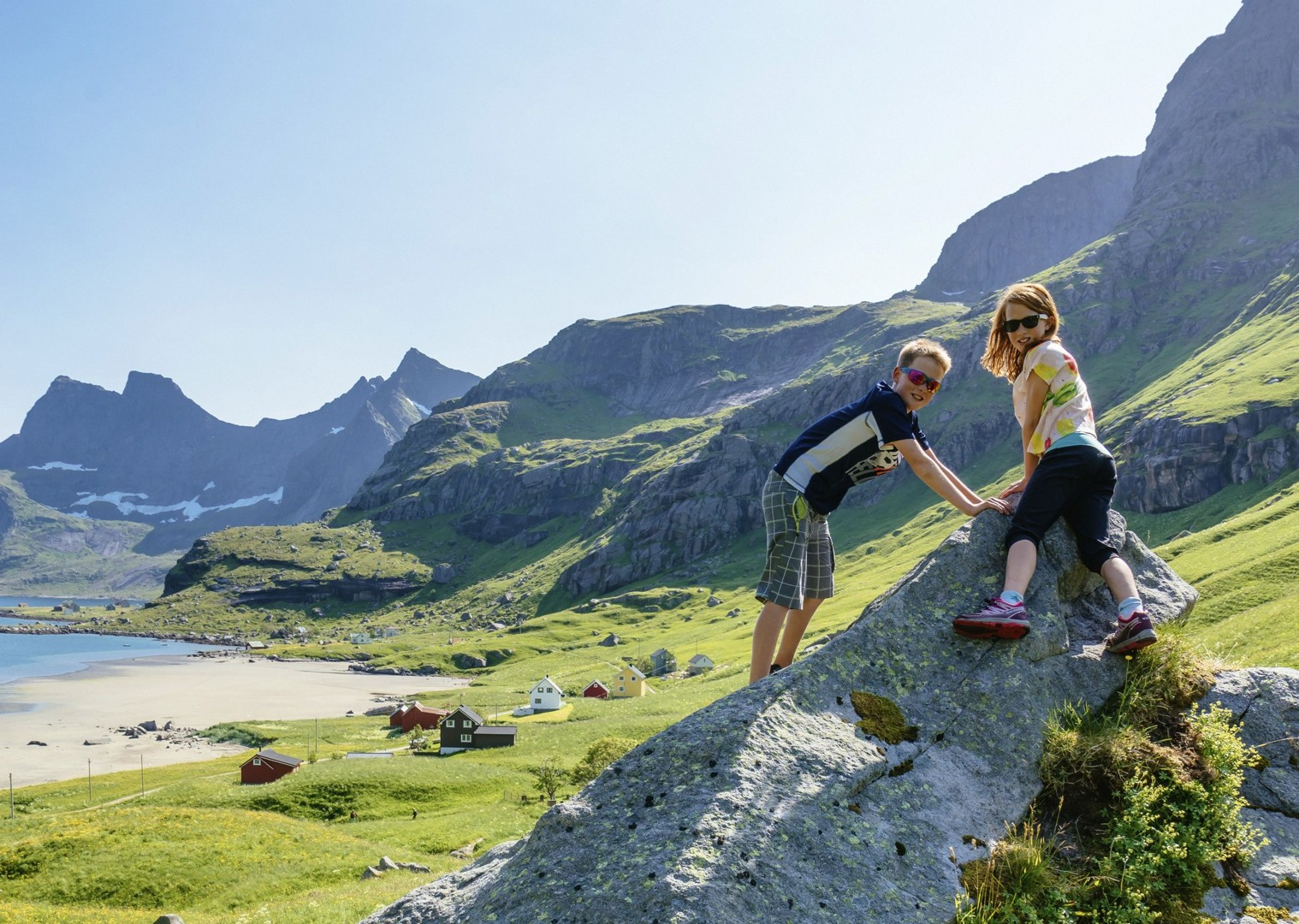 lofoten-islands-norway1.jpg - Norway - Lofoten Islands - Biking with Vikings - Self-Guided Family Cycling Holiday - Family Cycling