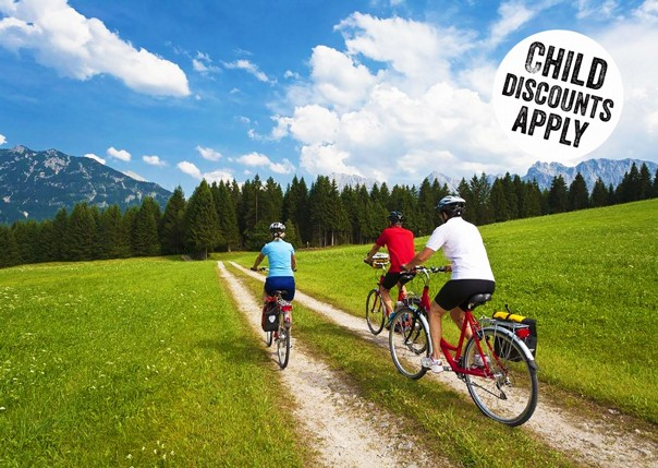 Germany - Bavarian Lakes - Self-Guided Family Cycling Holiday Image