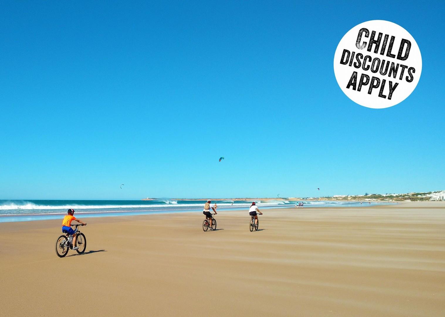 spain-family-adventurer-cycling-beach-holiday.jpg - Southern Spain - Coastal Adventurer - Self-Guided Family Cycling Holiday - Family Cycling