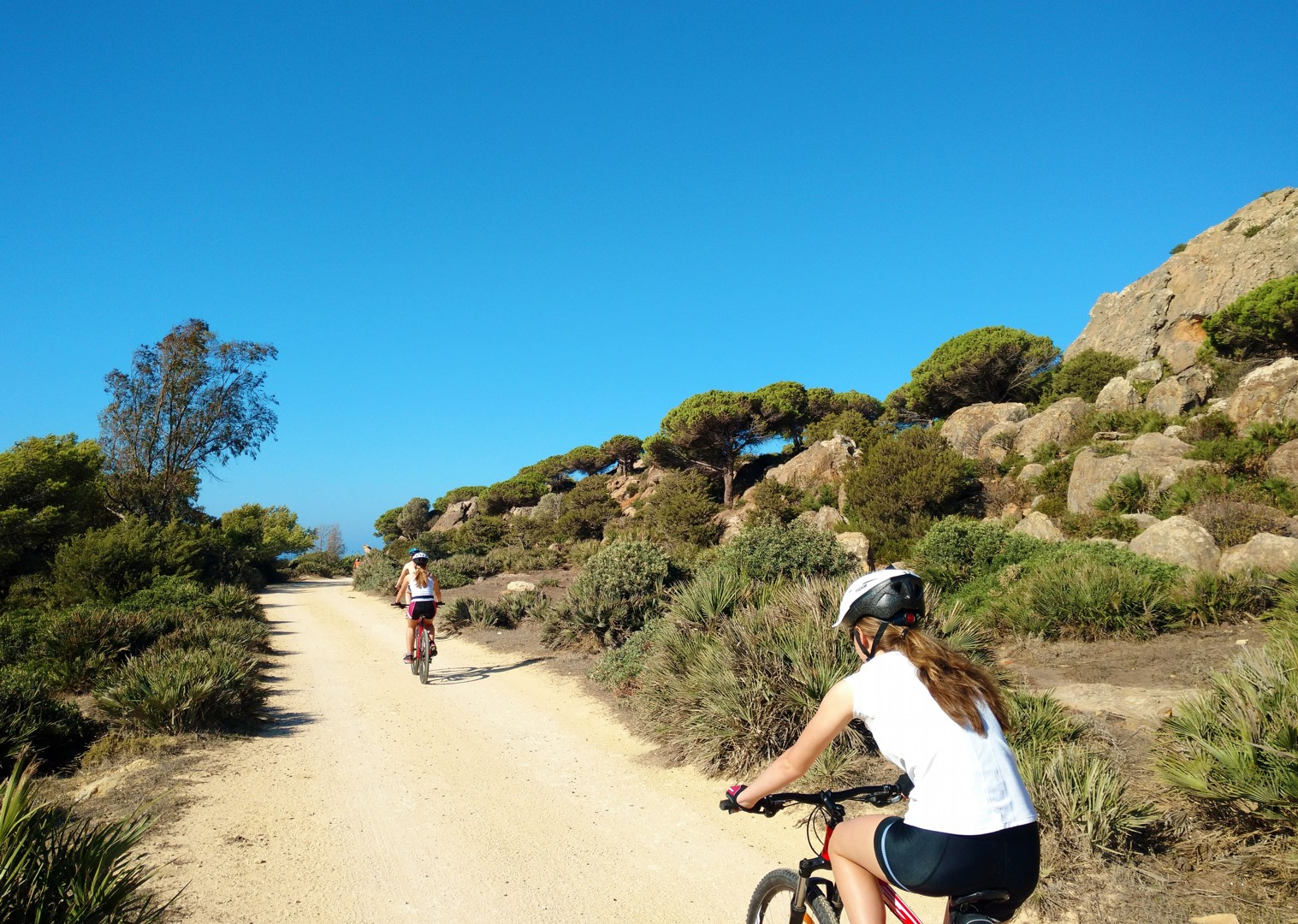 stress-free-cycling-holiday-with-the-kids-spain-jpg - Southern Spain - Coastal Adventurer - Self-Guided Family Cycling Holiday - Family Cycling