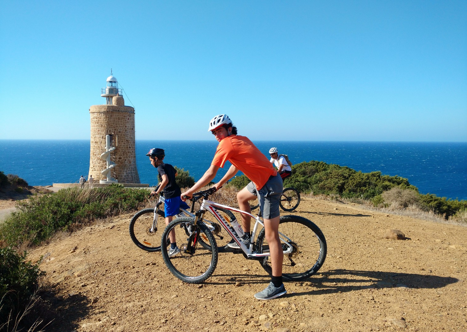 spanish-family-holiday-all-the-family-self-guided.jpg - Southern Spain - Coastal Adventurer - Self-Guided Family Cycling Holiday - Family Cycling