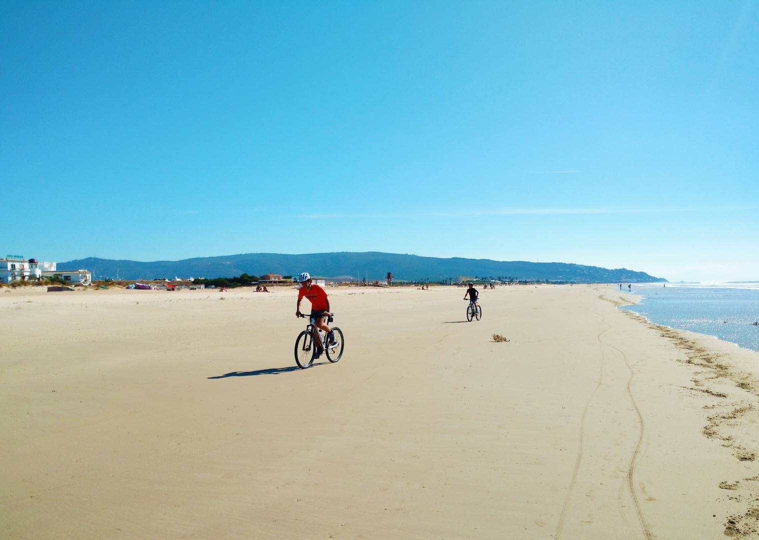 coastal-bike-ride-holiday-family-south-spain.jpg - Southern Spain - Coastal Adventurer - Self-Guided Family Cycling Holiday - Family Cycling