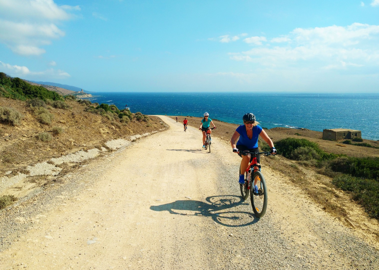sunny-spanish-holiday-south-of-spain-cycling-family-self-guided.jpg - Southern Spain - Coastal Adventurer - Self-Guided Family Cycling Holiday - Family Cycling