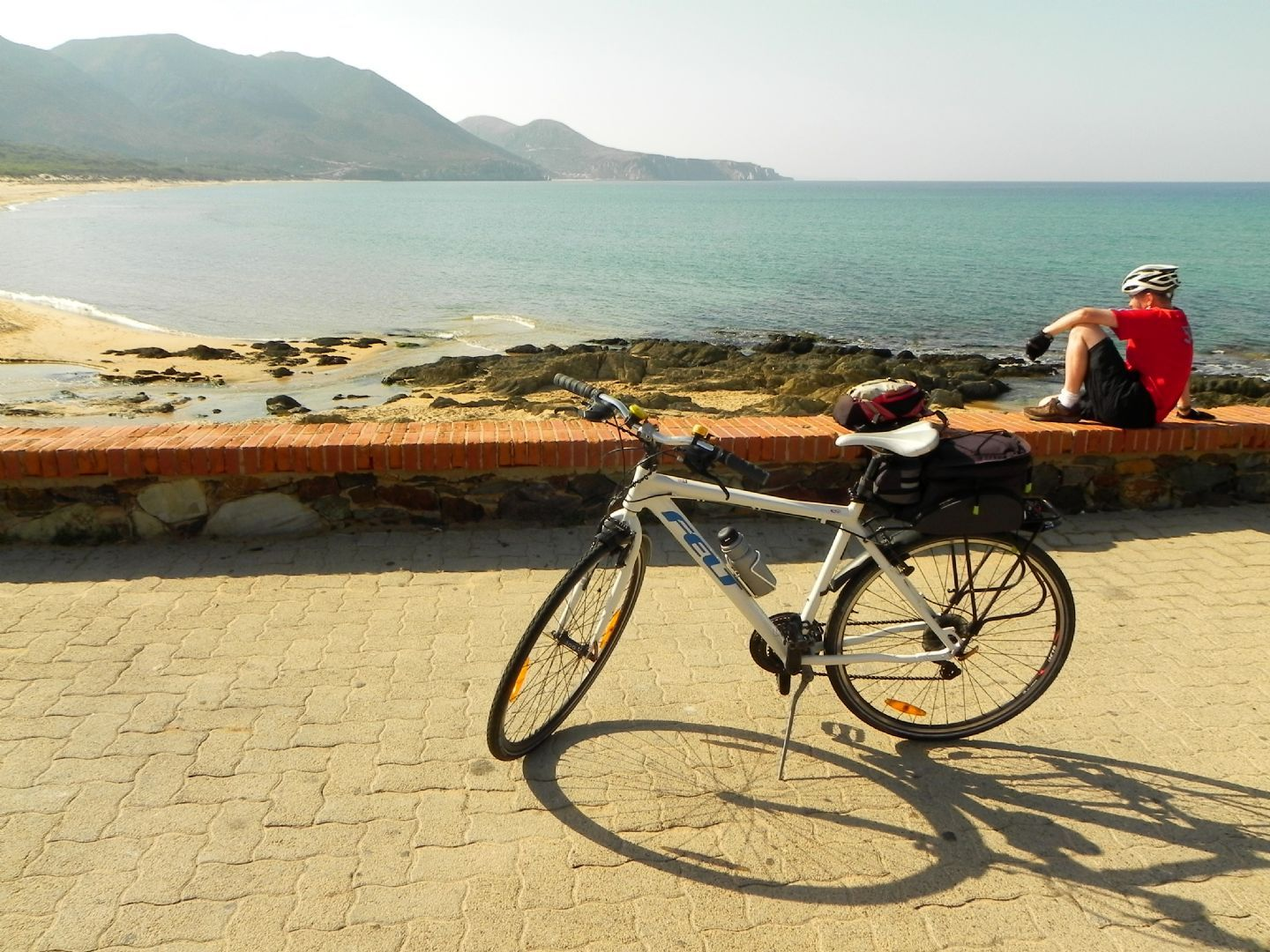 sardiniacycling10.jpg - Italy - Sardinia - Coasts and Islands - Self-Guided Family Cycling Holiday - Family Cycling