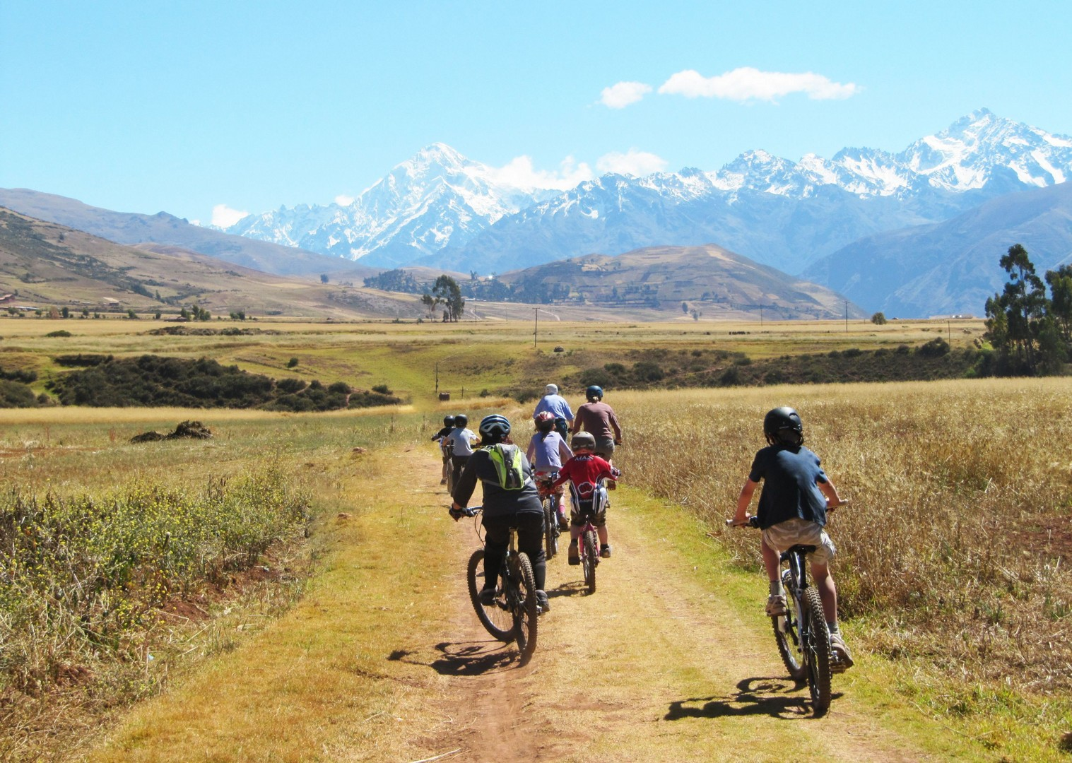 yawamaki-andean-adventurer-peru-guided-family-cycling-holiday.JPG - Peru - Andean Adventure - Guided Family Cycling Holiday - Family Cycling