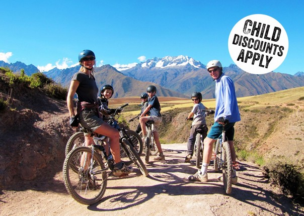 Peru - Andean Adventurer - Guided Family Cycling Holiday Image