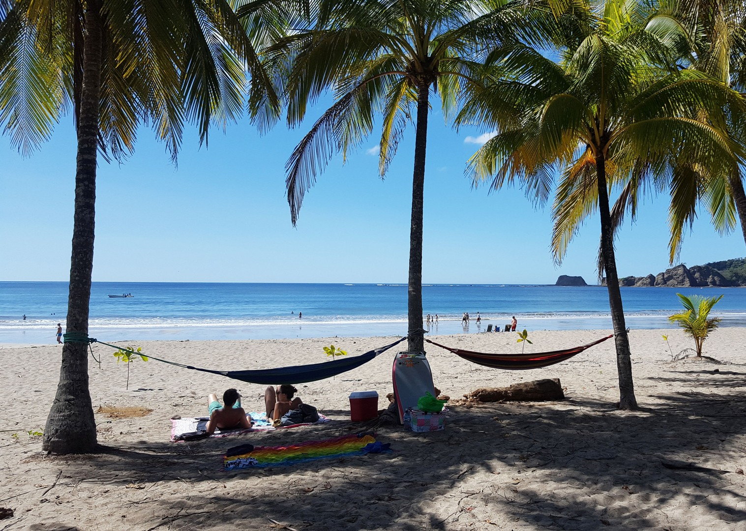 beach-costa-rica-family-guided-cycling-holiday.jpg - Costa Rica - Volcanoes and Valleys - Guided Family Cycling Holiday - Family Cycling