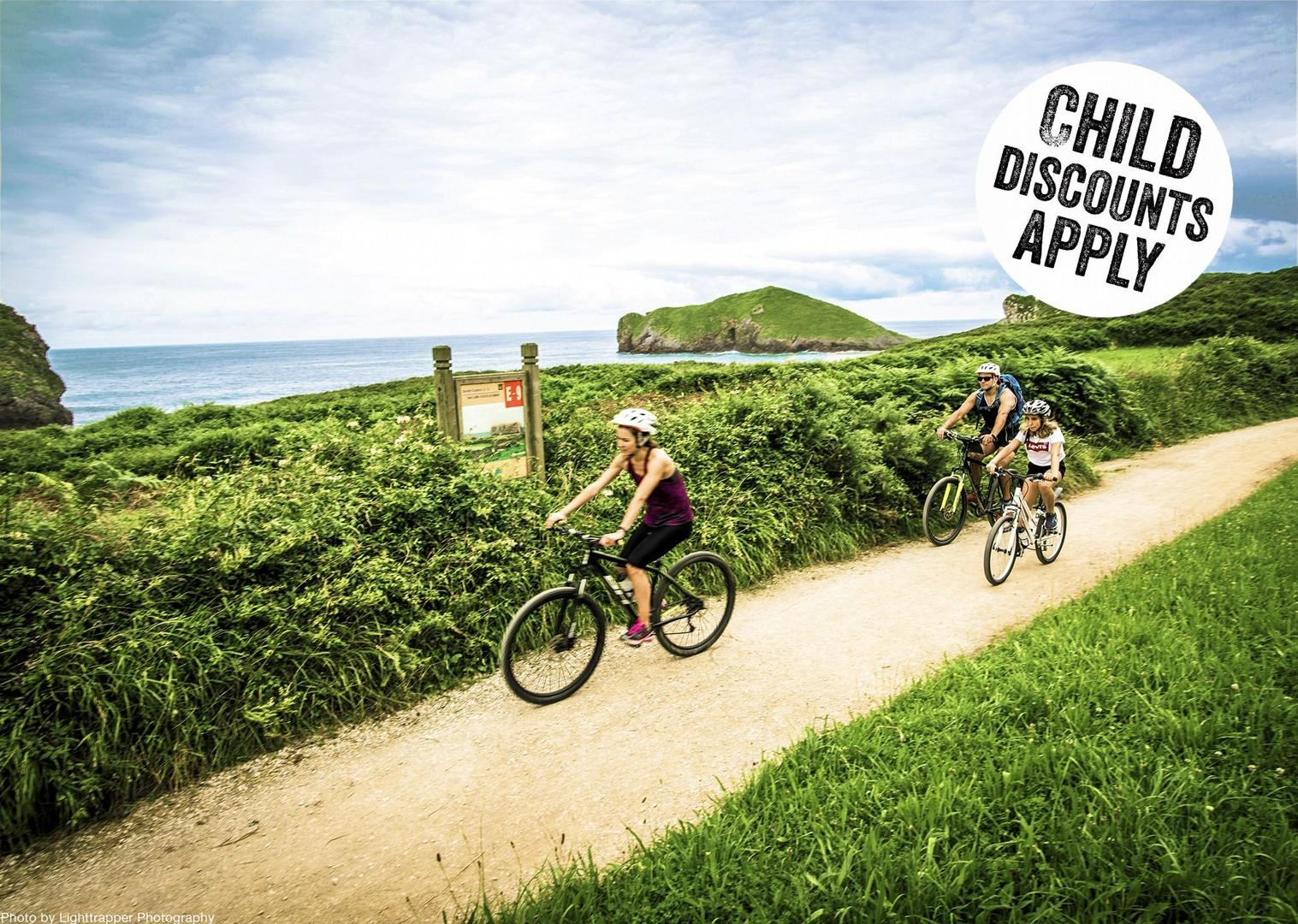 roundel.jpg - Spain - Asturian Coastal Ride - Guided Family Cycling Holiday - Family Cycling