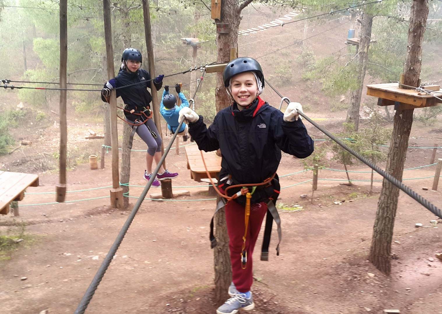 experience-the-longest-zip-wire-in-africa-morocco.jpg - Morocco - Desert, Mountains and Coast - Guided Family Cycling Holiday - Family Cycling