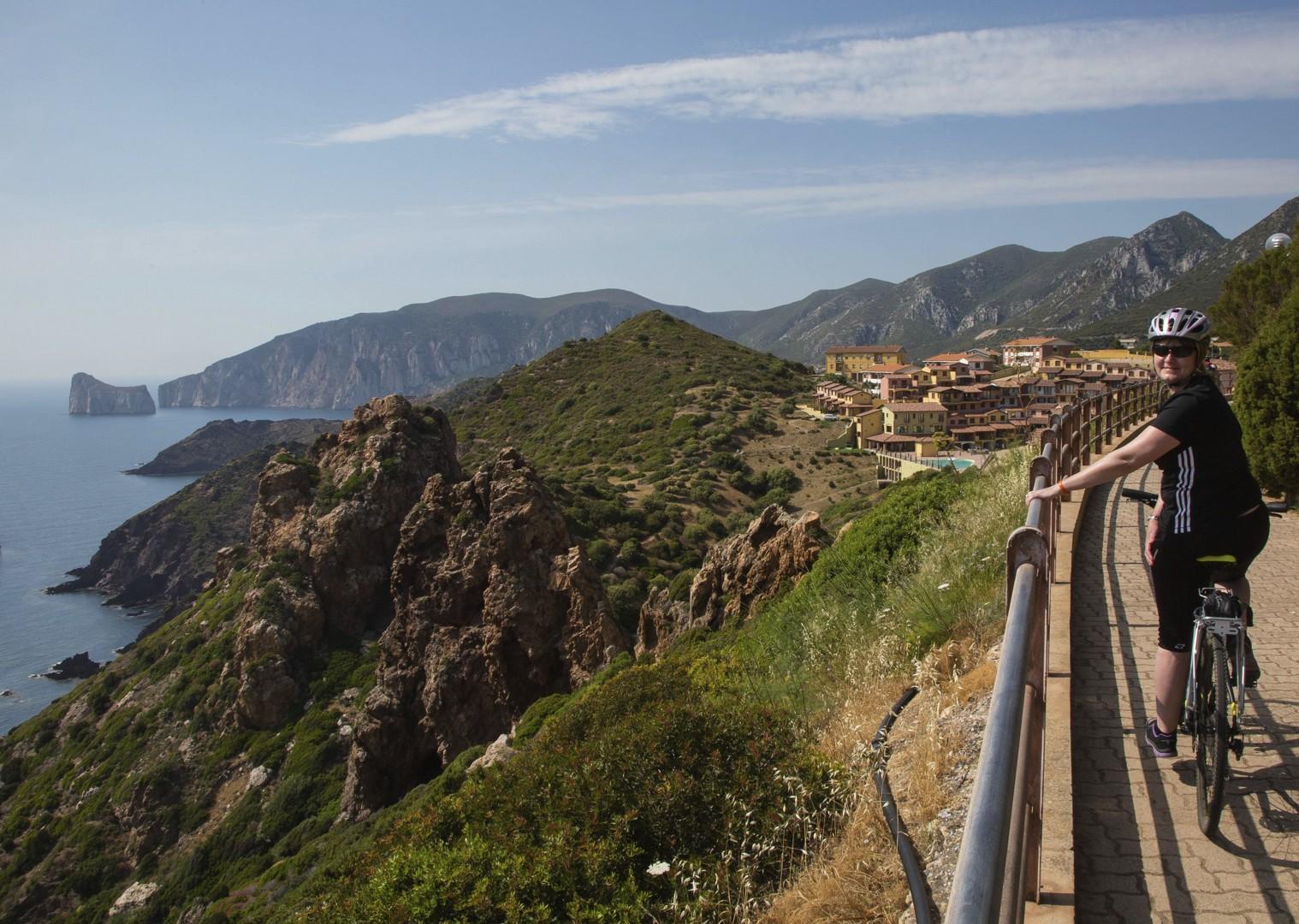 SardiniaCycling-60.jpg - Italy - Sardinia - Family Flavours - Guided Family Cycling Holiday - Family Cycling
