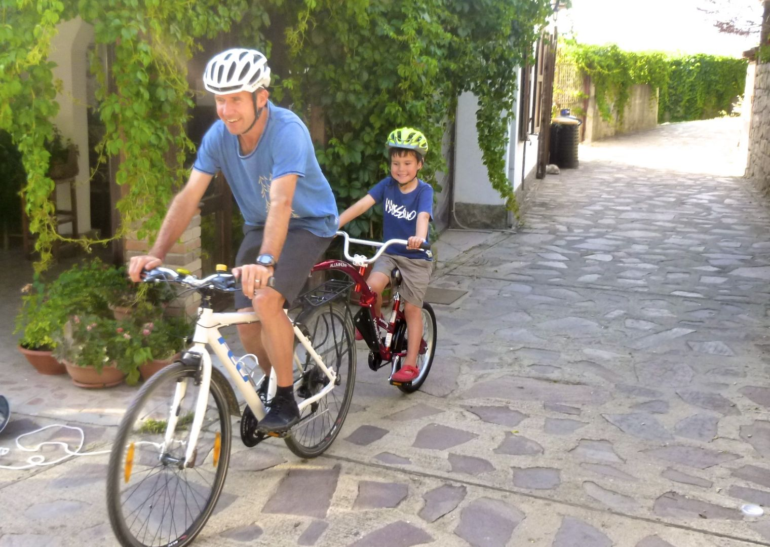 P1050228 2.jpg - Italy - Sardinia - Family Flavours - Guided Family Cycling Holiday - Family Cycling