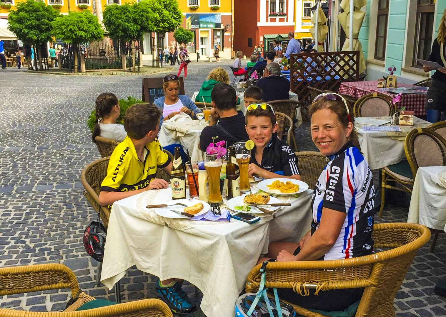 _Customer.16685.25949-2.jpg - Austria, Slovakia and Hungary - Vienna to Budapest - Self-Guided Family Cycling Holiday - Family Cycling